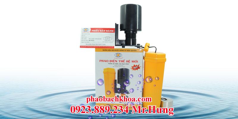 Van Phao điện tự ngắt nước