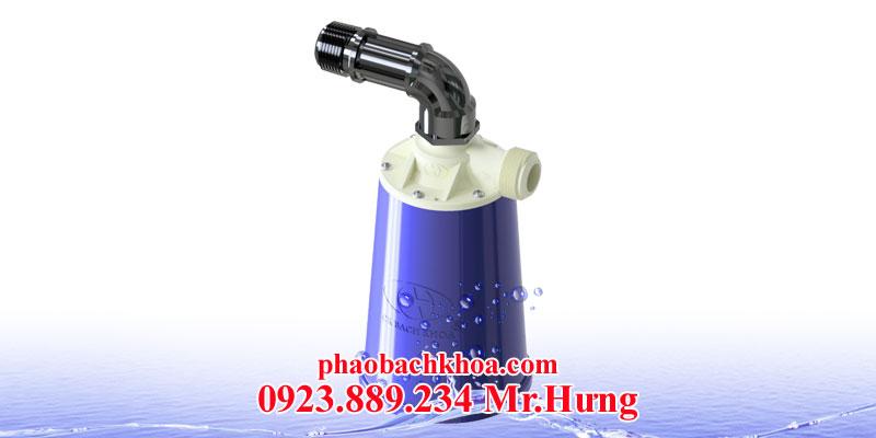 Van phao cơ ngắt nước