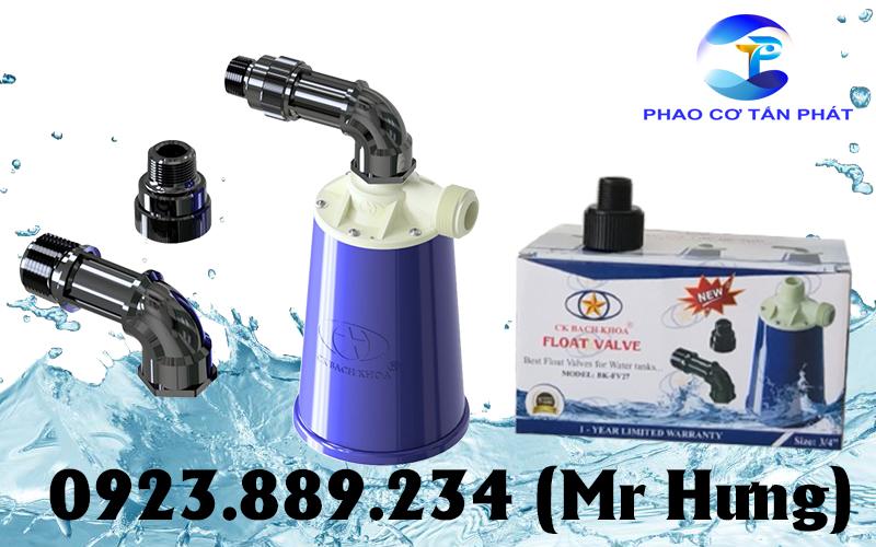 phao ngắt nước tự động